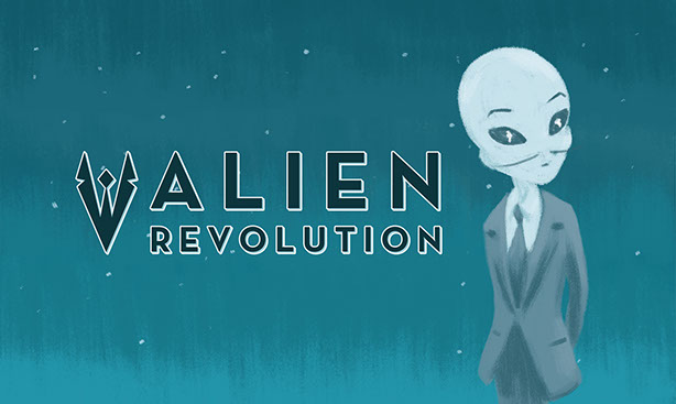 Alien Revolution mobilecomic
